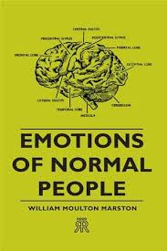 Emotion of Normal People William Moulton Marston DISC